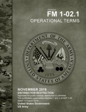Field Manual FM 1-02.1 Operational Terms November 2019