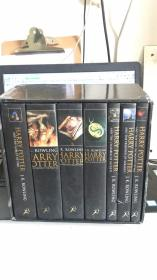 the complete harry potter collection j.k.rowling