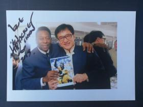 ������澶�宸ㄦ��  ��榫�锛�Jackie Chan锛�浜茬��绛惧���� �婚��涓�����璐��╁��褰�