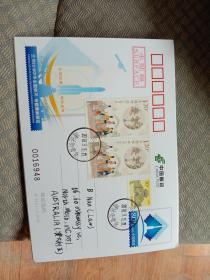 兰州2018中华全国航天专题集邮展览邮政明信片看图