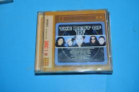 CD THE BEST OF TRF