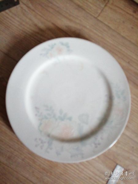 老唐山瓷盤
