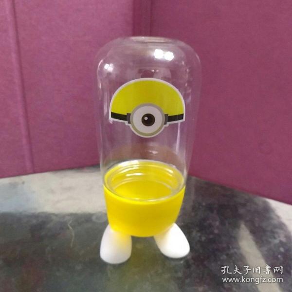 小黃人星星瓶