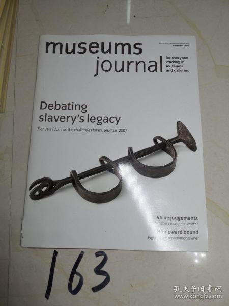 MUSEUMS JOURNAL  2006.11