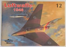 波兰文原版Luftwaffe 1946二战末期德国空军先进设计蓝图机历史写真各种火箭动力飞机喷气机滑翔机三视图阿拉多Arado布洛姆福斯Blohm & Voss道尼尔Dornier福克伍尔夫Focke-Wulf海因克尔Heinkel亨舍尔Henschel容克斯Junkers梅塞施密特Messerschmidt等公司图样和数据Militaria
