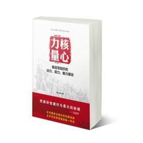 核心力量——基层党组织的动力、能力、魅力建设 郭玉良 北京出版社 9787200110340