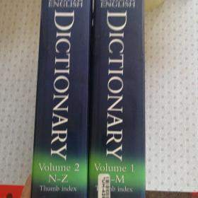 Shorter Oxford English Dictionary   Fifth Edition (two volumes)英语原版辞典