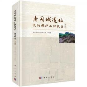 老司城遗址文物保护工程报告(全二册)