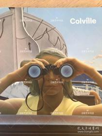 科尔维尔Colville 作品集 平装16开 168 页2017年 加拿大印刷