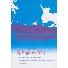 漂流时代的爱情 阎海苹 9787506356398 作家出版社 正版图书