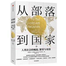 从部落到国家人类社会的崛起繁荣与衰落人类文明社会发展世界通史