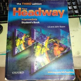 New Headway: Intermediate Third Edition: Students Book (headway Elt)新进展:中级第三版:学生手册(赫迪英语)