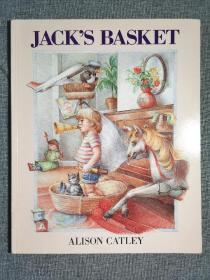 平装大开本 Jack's Basket