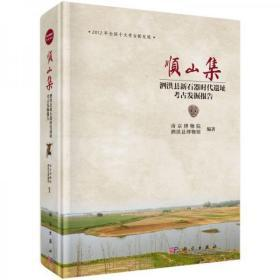 顺山集——泗洪县新石器时代遗址考古发掘报告