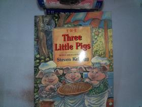 T H E Three Little Pigs
