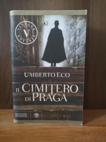 Il Cimitero Di Praga【意大利语】
