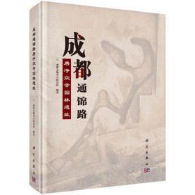 成都通锦路唐净众寺园林遗址