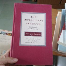 The Intelligent Investor:The Classic Text on Value Investing