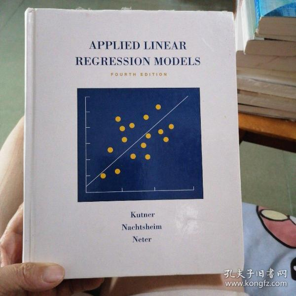 Applied Linear Regression Models - 4th Edition with Student CD