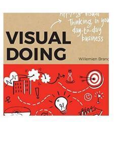 视觉行为 英文原版 Visual Doing: Applying Visual Thinking in your Day to Day Business Willemien Brand原版畅销书