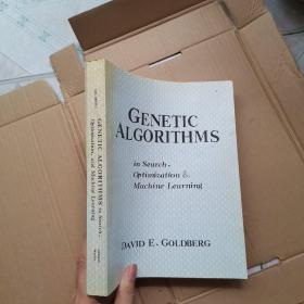 GENETIC ALGORITHMS--遗传算法【英文原版】