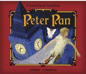 Peter Pan: A Classic Pop-up Story with Sounds.