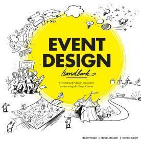 Event Design Handbook: Systematically De 事件设计手册原版畅销书
