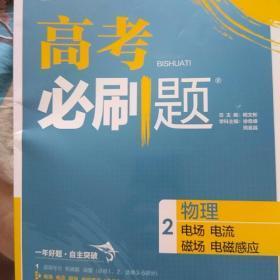 理想树67高考2019新版高考必刷题 物理2 电场 电流 磁场 电磁感应 高考专题训练
