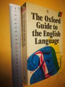 英文原版 The Oxford Guide to the English Language