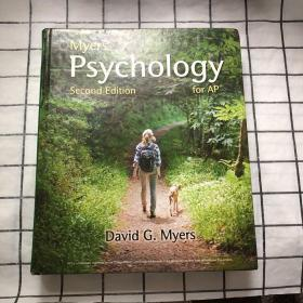 Myers' Psychology for AP Second edition