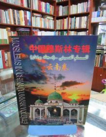 中国穆斯林专辑·云南卷 全彩 一版一印