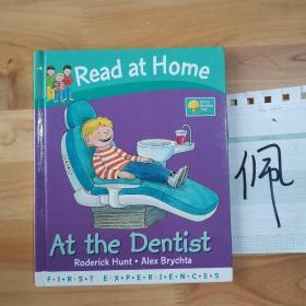 Read at Home at tje dentist