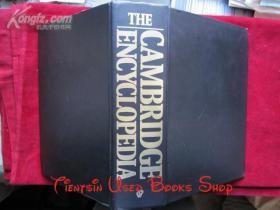 The Cambridge Encyclopedia(英语原版 精装本)剑桥百科全书
