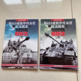 第653重装甲歼击营官方战史(上下全)