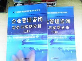 企业管理咨询实务与案例分析(套装上下册)