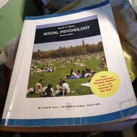 SOCIAL PSYCHOLOGY Eleventh Edition