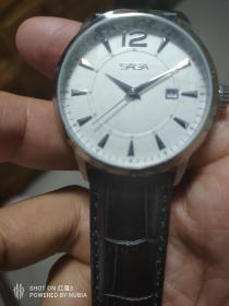 庆祝香港回归十八周年手表,香港友好协会梁伟浩委员赠
