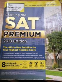 Cracking the SAT Premium Edition with 8 Practice Tests 2019