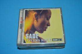 SADE锛���榛�锛� -��Lovers Rock��涓�杈�CD