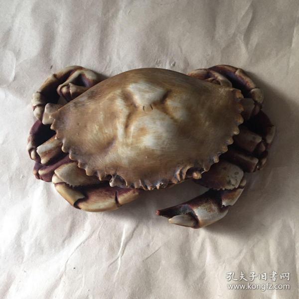 奇特墨盒、螃蟹好大只