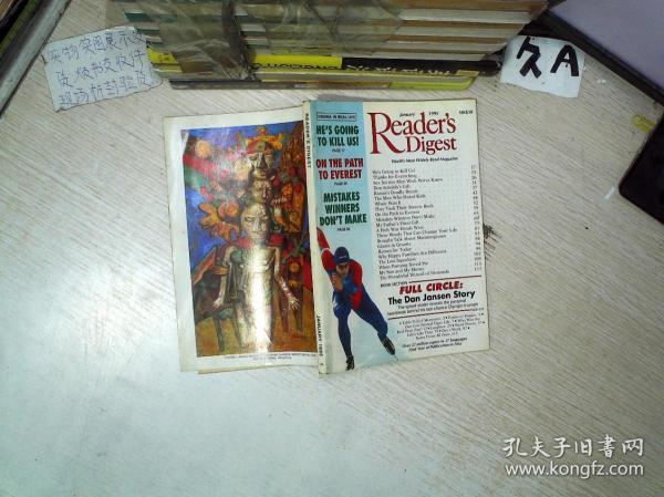 READERS DIGEST JANUARY 1995 璇昏������1995骞�1��锛��辨��锛� 32寮�   01