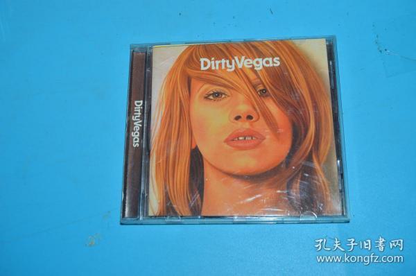 CD DIRTYVEGAS