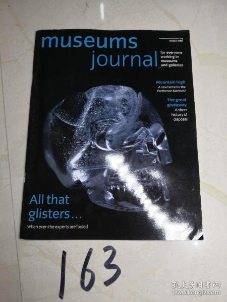 MUSEUMS JOURNAL  2006.10