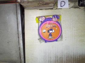 56集史努比动画电视连续剧  史努比的故事 9(1+1超值版 VCD)(未开封)