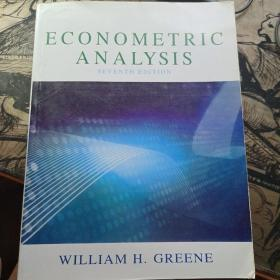 Econometric Analysis:7th Edition