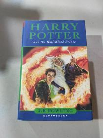 HARRY POTTER and the half-Blood prince:《哈利波特与混血王子》
