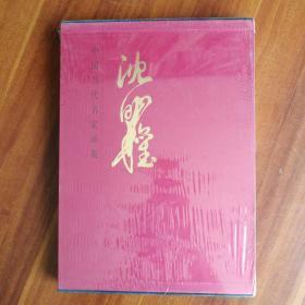 低价| 中国当代名家画集:沈明权(8开精装)