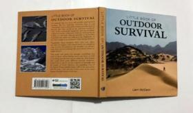 Little Book of OUTDOOR SURVIVAL  户外生存小书  英文原版  精装