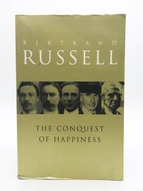 The Conquest of Happiness 英文原版-《罗素论幸福》(征服幸福)