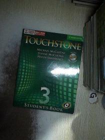 Touchstone students book3   试金石学生图书3   附CD